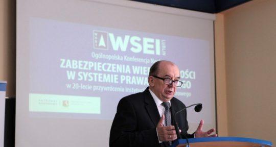 Zabezpieczenie wierzytelności w systemie prawa polskiego